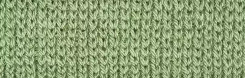 Эластичный набор петель спицами – пошаговое описание выполнения с фото и видео